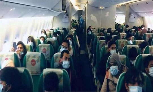চীন থেকে আরও ১৭১ জন দেশে ফিরছেন