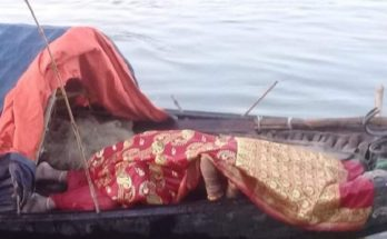 নৌকা ডুবি: কনের মরদেহ উদ্ধার
