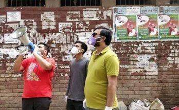 সংগঠন যখন সেবায়: এমনই 'মনিপুরীপাড়া তরুণ সংঘ'