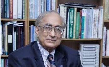জাতীয় অধ্যাপক জামিলুর রেজার ইন্তেকাল