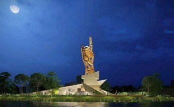 পূর্বাচল নতুন শহরে শোভা পাবে দৃষ্টিনন্দন 'বঙ্গবন্ধু চত্বর'