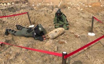 শাহজালাল বিমান বন্দরে আরও একটি ২৫০ বোমা উদ্ধার