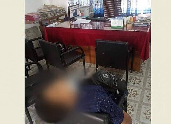 উপজেলা পরিষদ কার্যালয়ে ঢুকে ইউপি সদস্যকে গুলি করে হত্যা