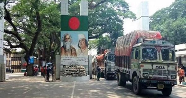 ১৪ দিনের জন্য ভারত-বাংলাদেশ সীমান্ত বন্ধ থাকবে
