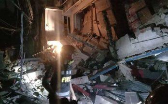 মগবাজারে বিকট বিস্ফোরণে ৬ জন নিহত ও ৫০ জন আহত